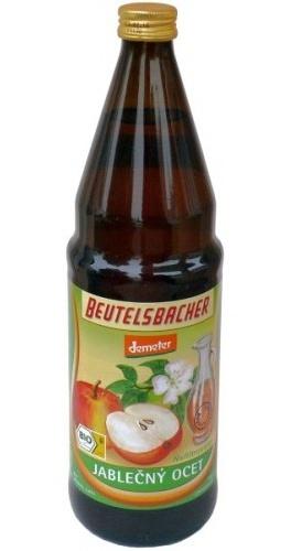 Beutelsbacher BIO Jablečný ocet nepasterizovaný 750 ml