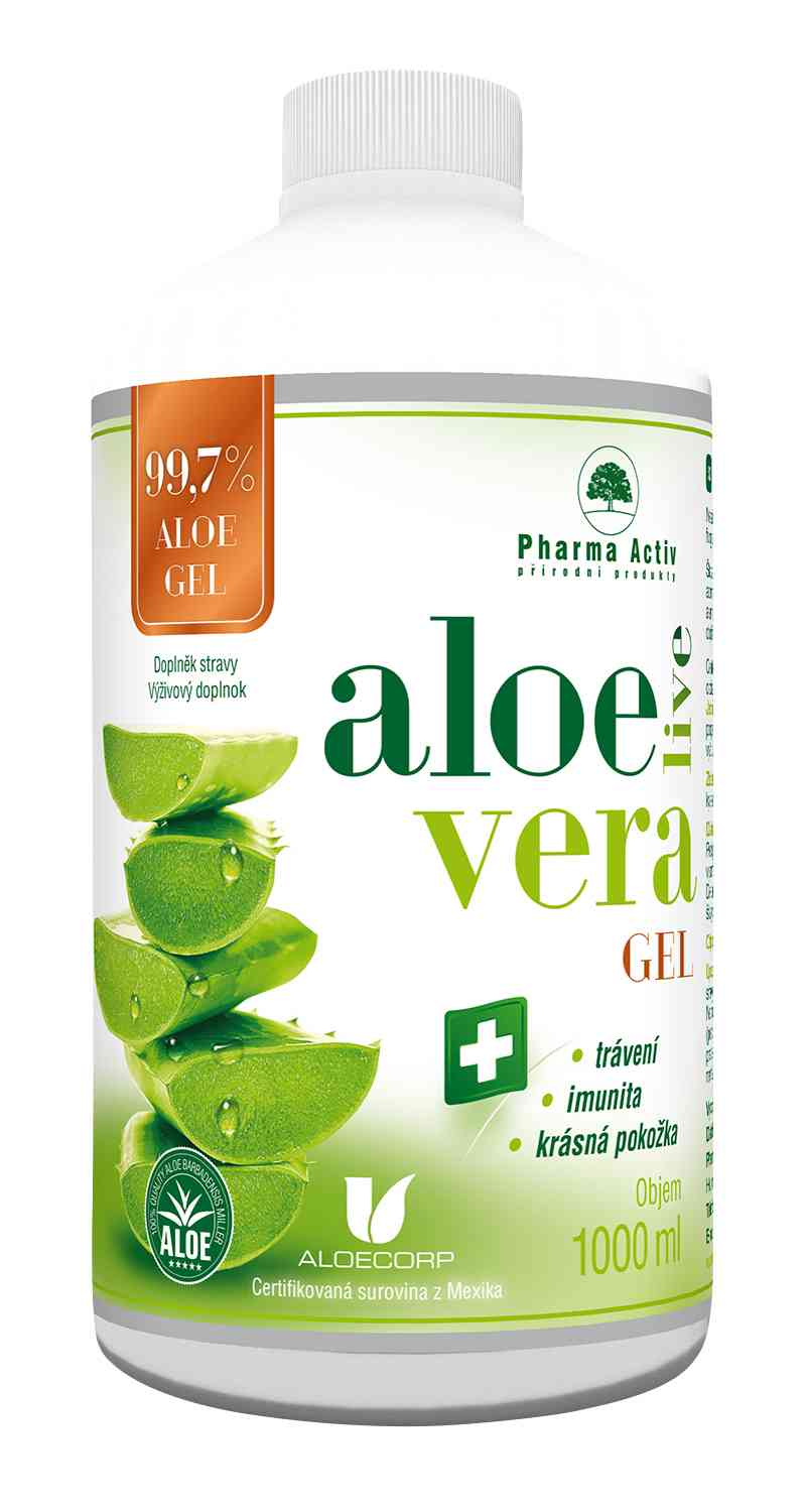 Pharma Activ AloeVeraLive Gel 1000 ml
