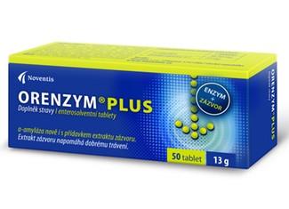 Noventis Orenzym plus 50 tbl.