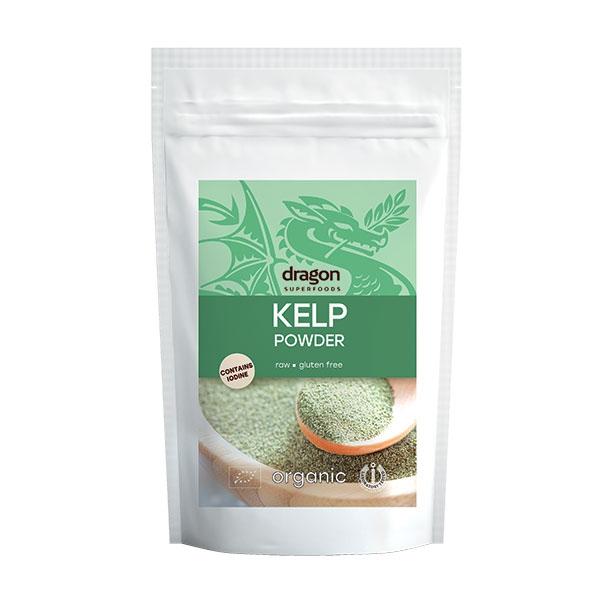 Dragon superfoods Bio Kelp mořské řasy prášek Raw 100 g