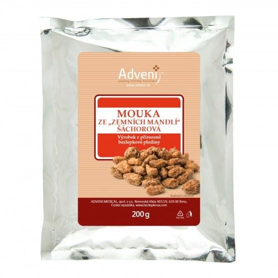 Adveni Mouka ze zemních mandlí – šáchorová 200 g