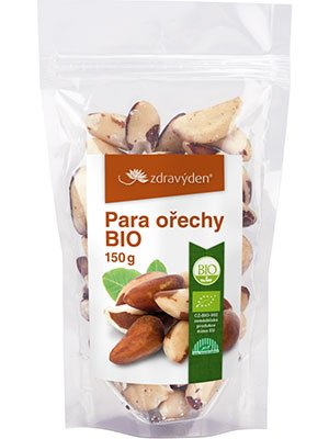 ZdravýDen® BIO Para ořechy 150 g