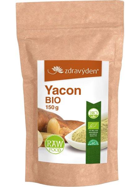 ZdravýDen® BIO Yacon RAW 150 g