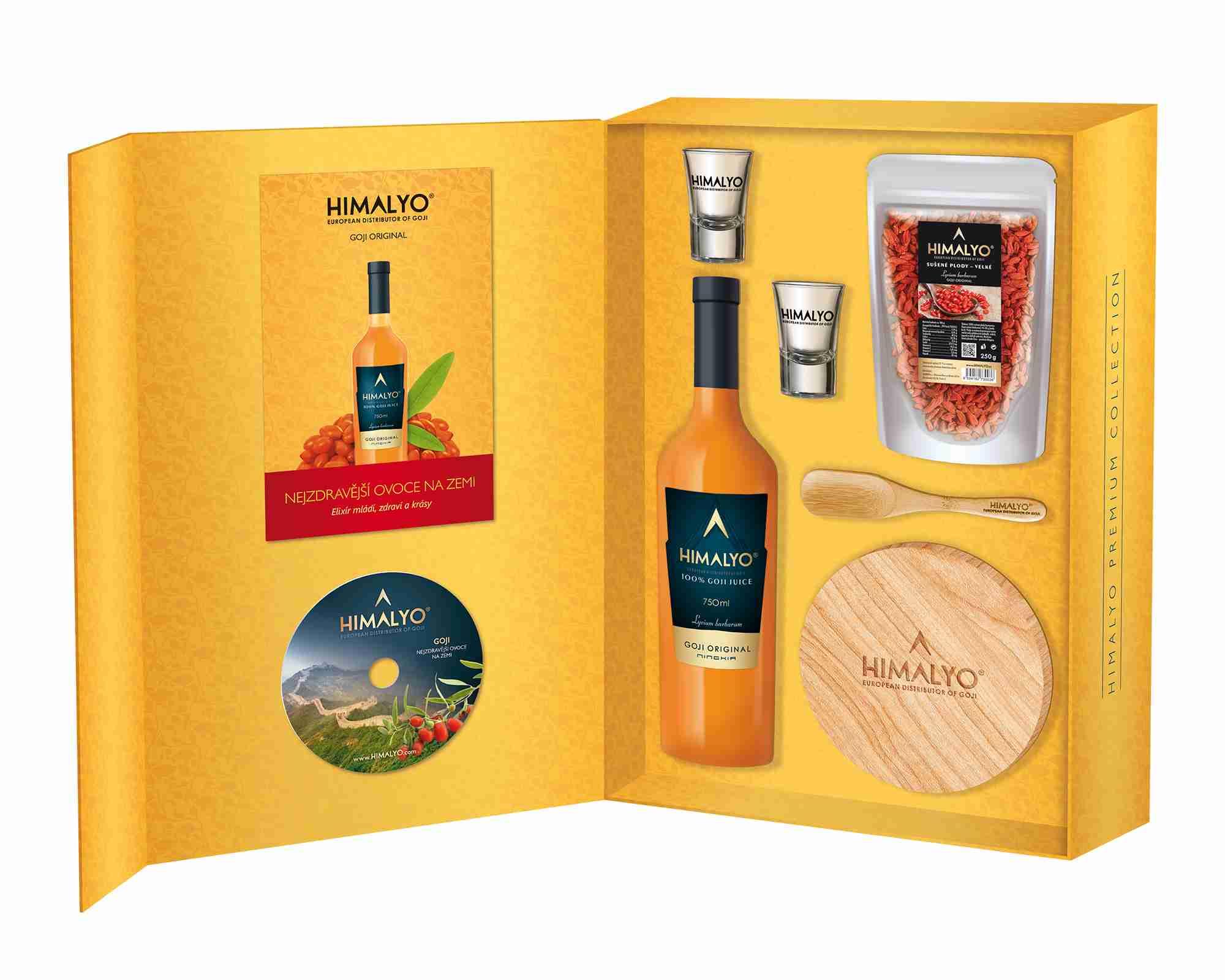 Himalyo Premium Collection - Luxusní dárkový set