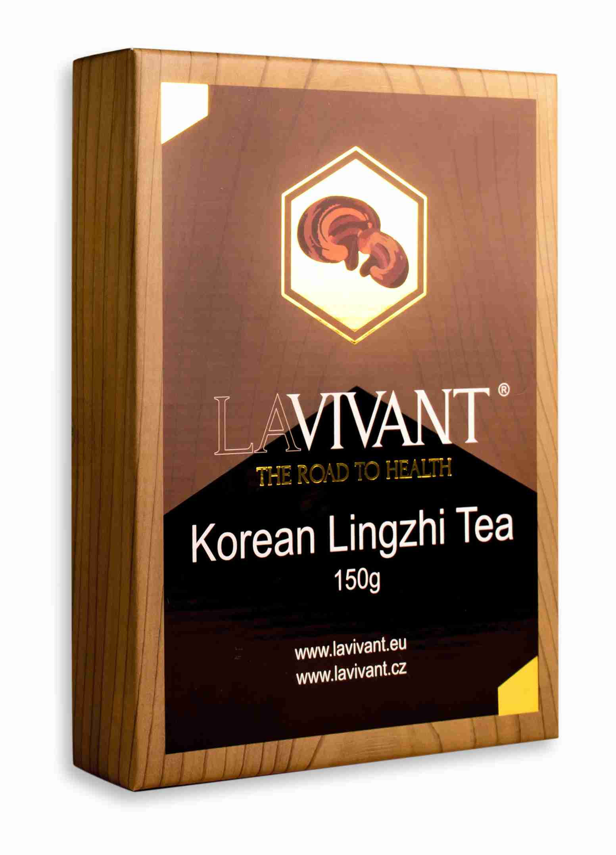 LAVIVANT Instantní čaj z Lingzhi 50 ks