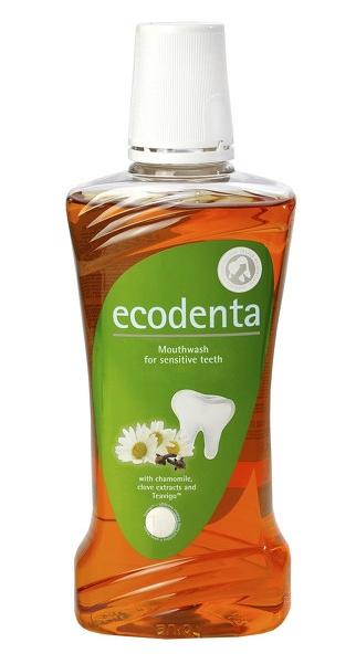 Ecodenta Ústní voda pro citlivé zuby 480 ml