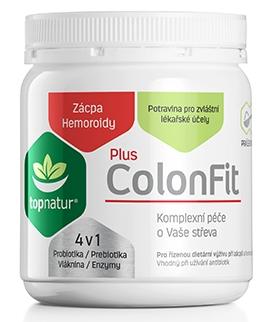 Topnatur ColonFit Plus - pro zdravá střeva 180 g