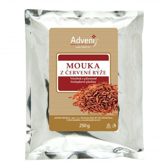 Adveni Mouka z červené rýže 250 g