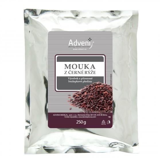 Adveni Mouka z černé rýže 250 g