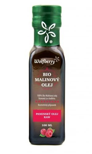 Wolfberry BIO Malinový olej 100 ml
