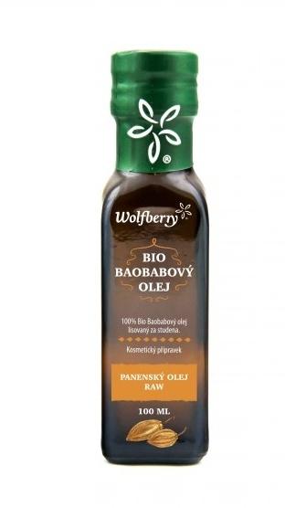 Wolfberry BIO Baobabový olej 100 ml