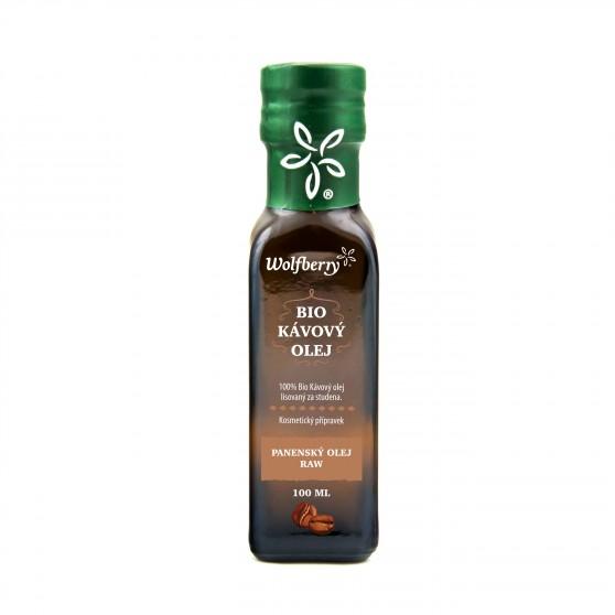 Wolfberry BIO Kávový olej 100 ml