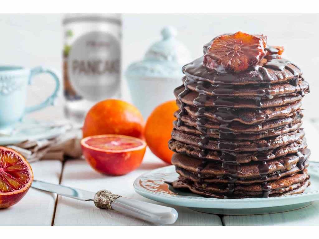 Fit-day Proteinové palačinky - čokoláda 600 g