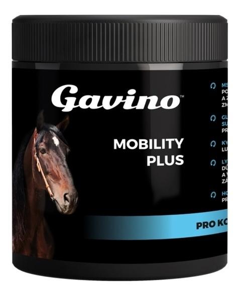 Gavino Mobility Plus pro koně 700 g