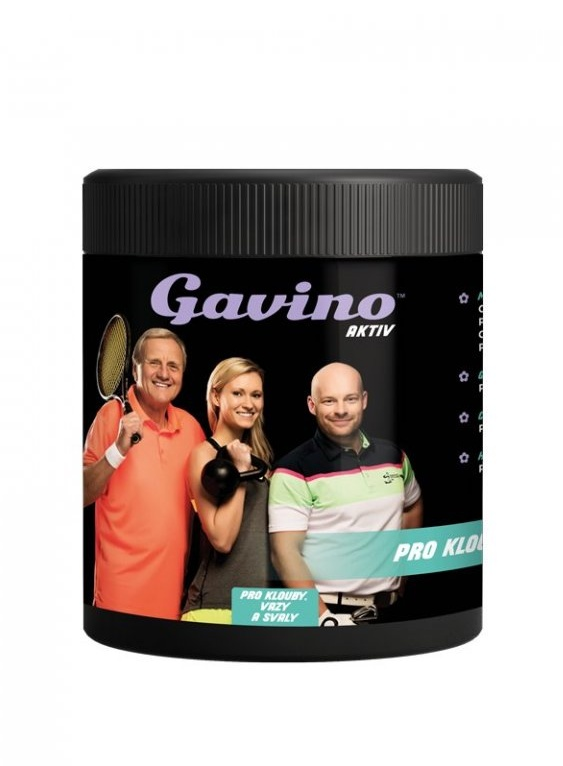 Malbucare s.r.o. Gavino AKTIV PRO KLOUBY PLUS 700 g