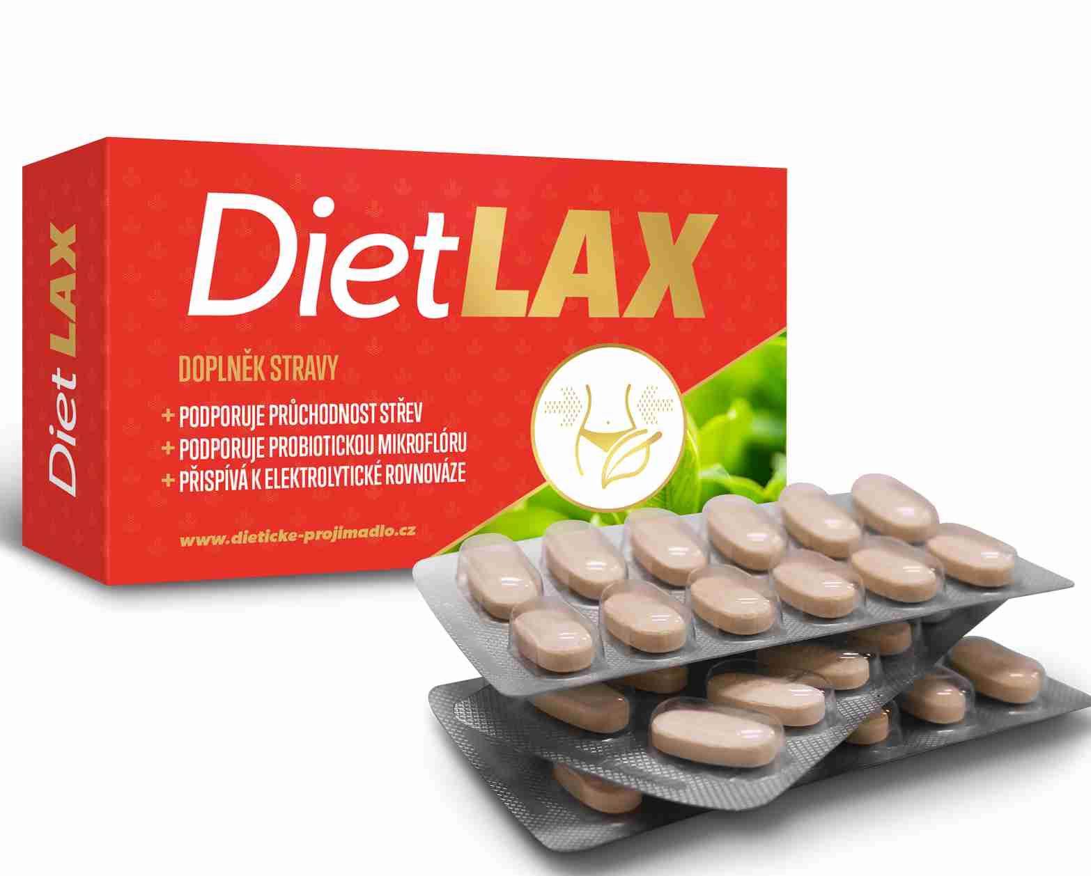 Miss Cosmetic DietLAX 36 tbl.