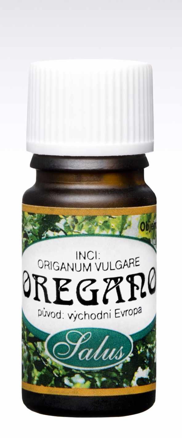 Saloos Oregano - esenciální olej 5 ml
