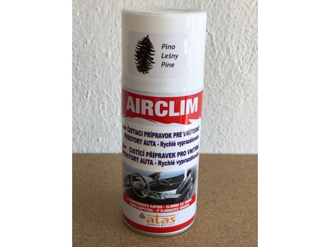 Atas Air Clim Pino, Borovica 150ML