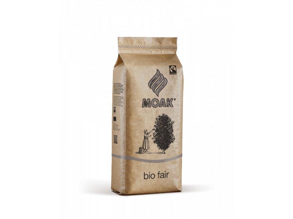 699 moak bio fair coffee zrnkova kava 500g