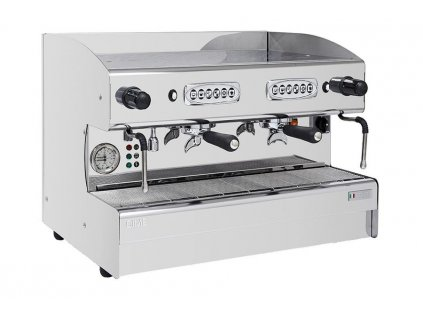 Pákový kávovar CIME CO-03 (Barva Bílá, Typ dvoupákový poloautomatický kompakt)