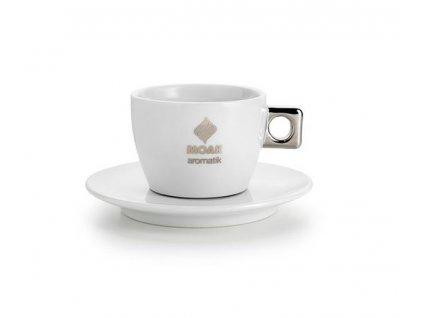 Sada šálků s podšálky Moak Aromatik line (objem 120ml double espresso)