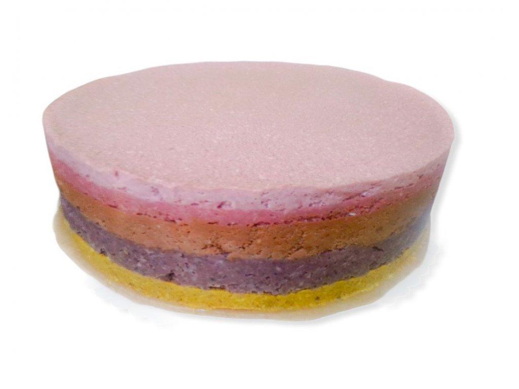 raw dort peti-vrstev
