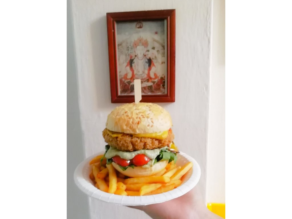 fazolovy burger
