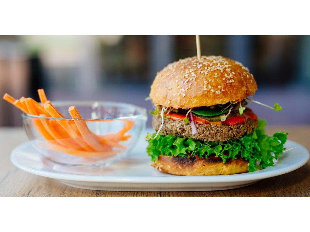 kukuricny burger