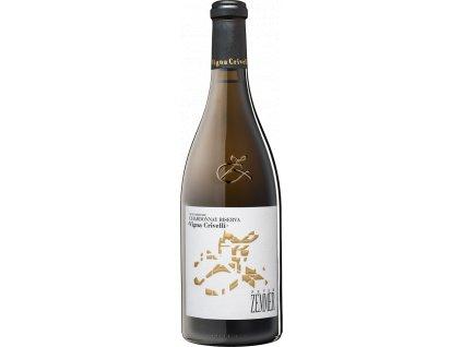 Chardonnay Riserva VIGNA Crivelli Flasche