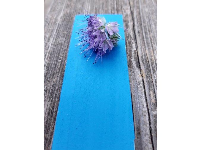Modrý topaz
