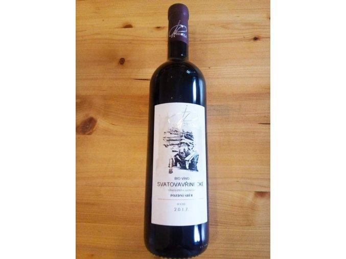 Svatovavřinecké, suché červené víno, vinařství Drmola, BIO víno, Sýrárna Mlsná myš, Mikulov, víno z Mikulova