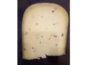 lanýž, černý lanýž, lanýž v sýru, lanýžový sýr, SÝROVÉ DÁRKY, DOBRÝ DÁREK, VÝBORNÝ DÁREK, kravský sýr, sýrárna, sýrárna Mikulov