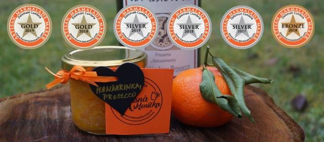 Citrusové džemy a marmelády