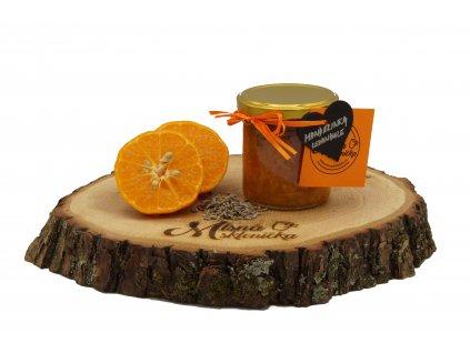 Marmelada Mandarinka s Levanduli