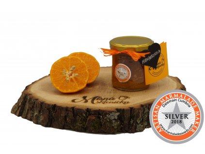 Marmelada Mandarinka (Silver Medaile)