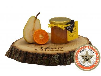 Marmelada Mandarinka a Hruska (Gold Medaile 2019)