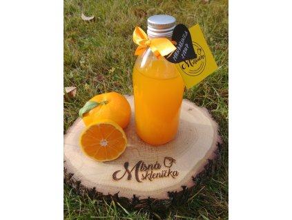 Mandarinkový sirup