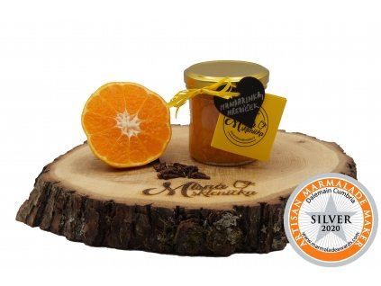 Marmelada Mandarinka s Hrebickem (Silver Medaile 2020)