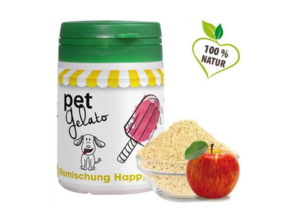 zmrzlina pro psy syrovatka jablko 44 g cdvet original