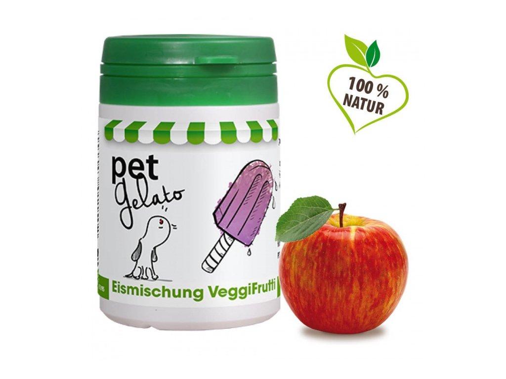 zmrzlina pro psy jablko 50 g cdvet original