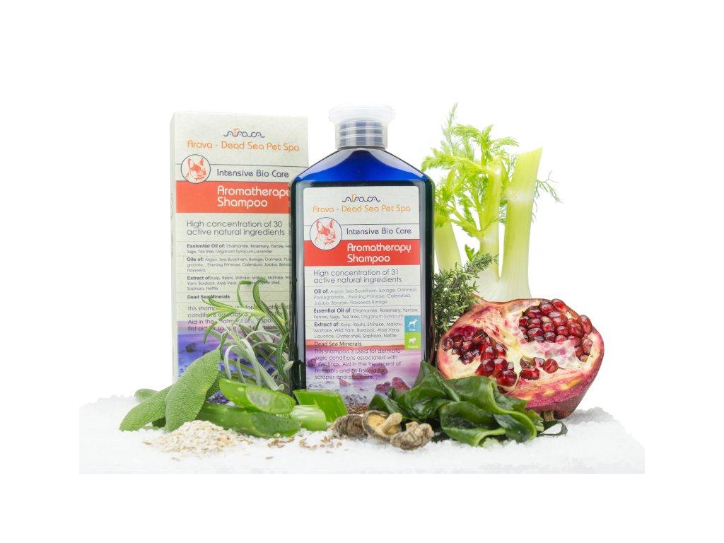 aromatherapy šampón