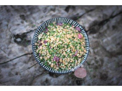 pohánkové vločky so zeleninou (ML)