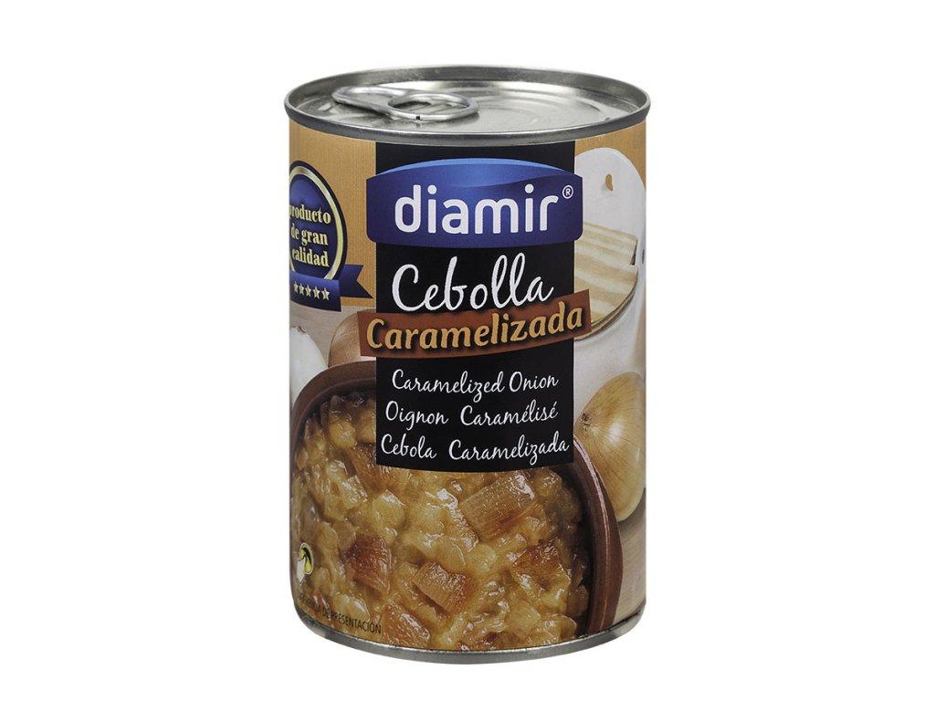 Karamelizovaná cibule