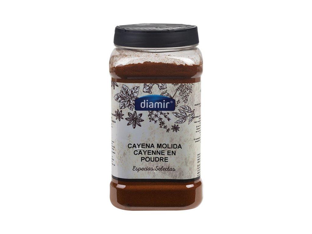 Chilli kajenský pepř mletý 800 g