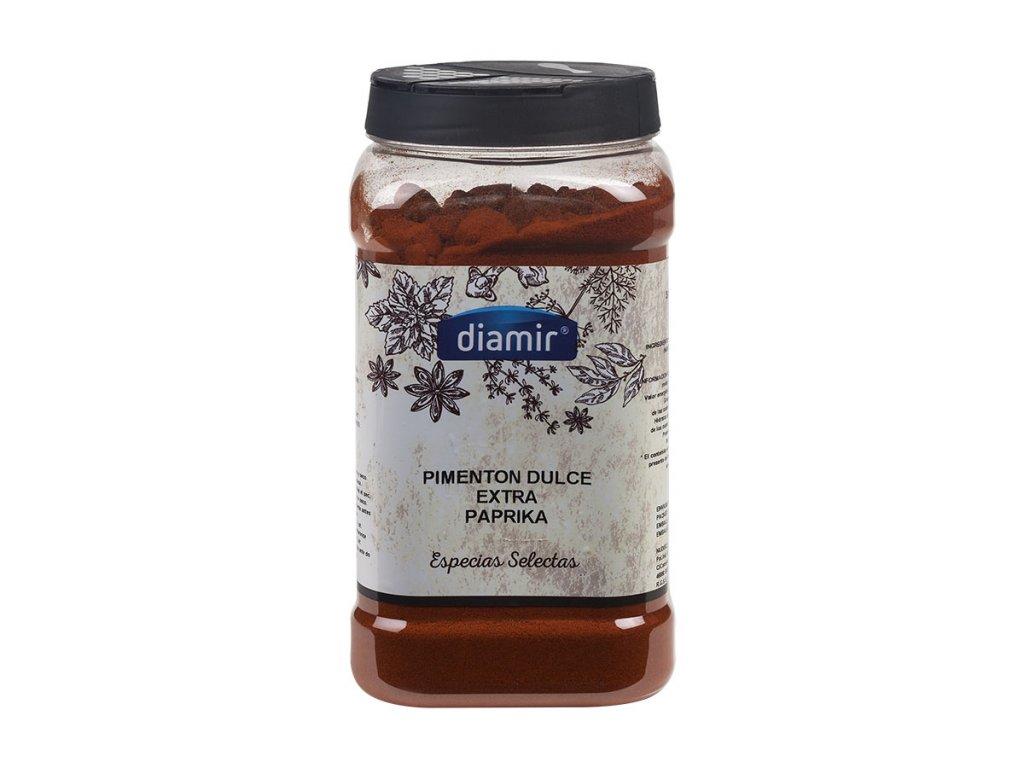 Španělská výběrová mletá paprika sladká - extra 900 g