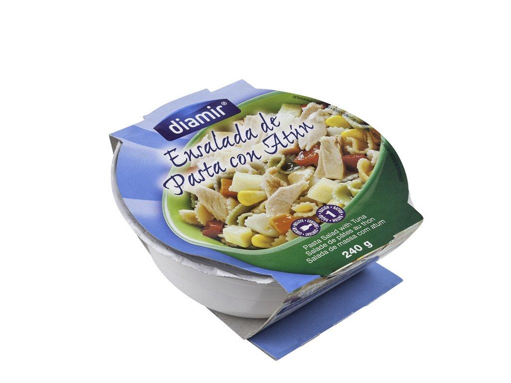 Těstovinový salát s tuňákem 240 g
