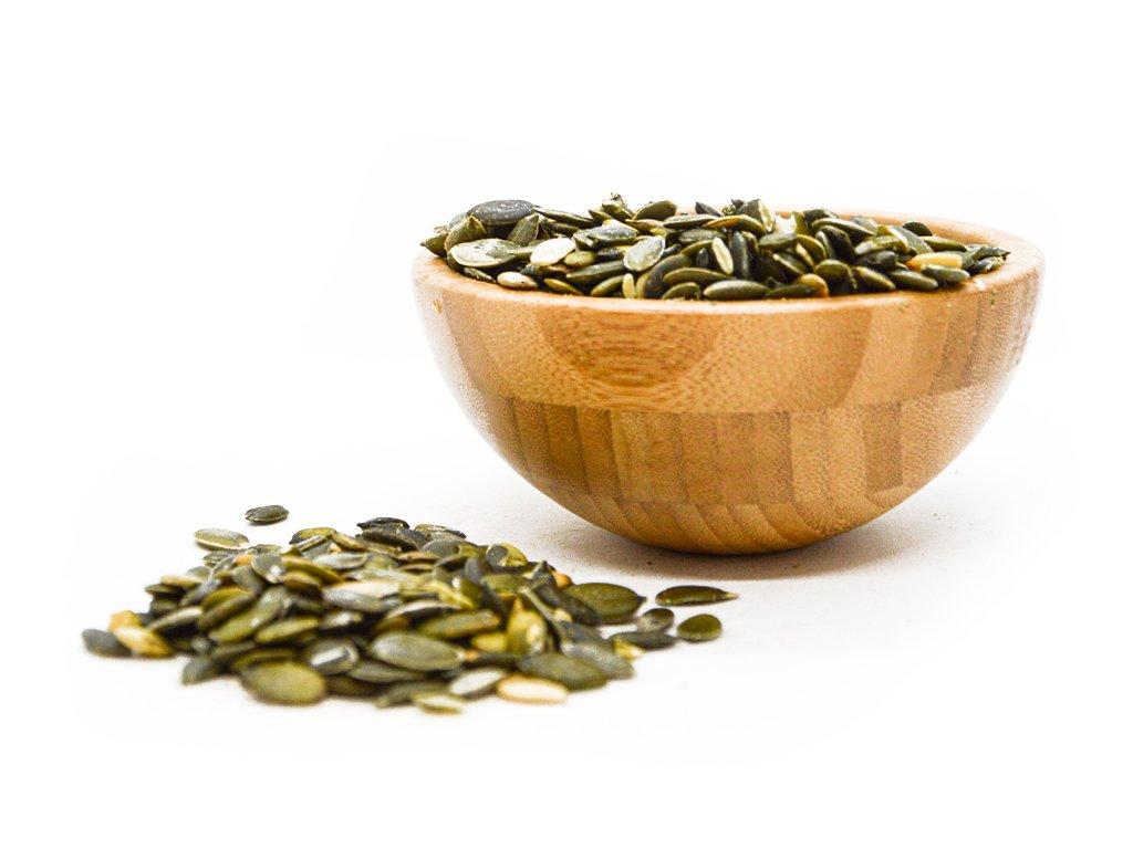 dýňové semínko loupané