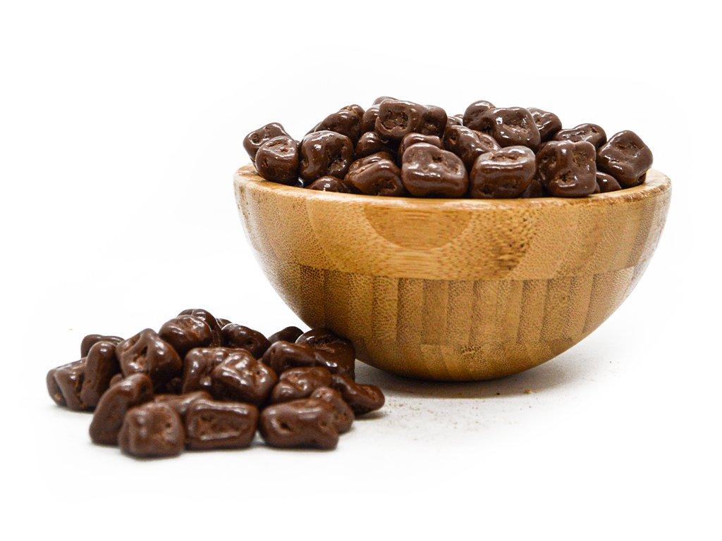 7815 ananas kostky v mlecne cokolade 1kg
