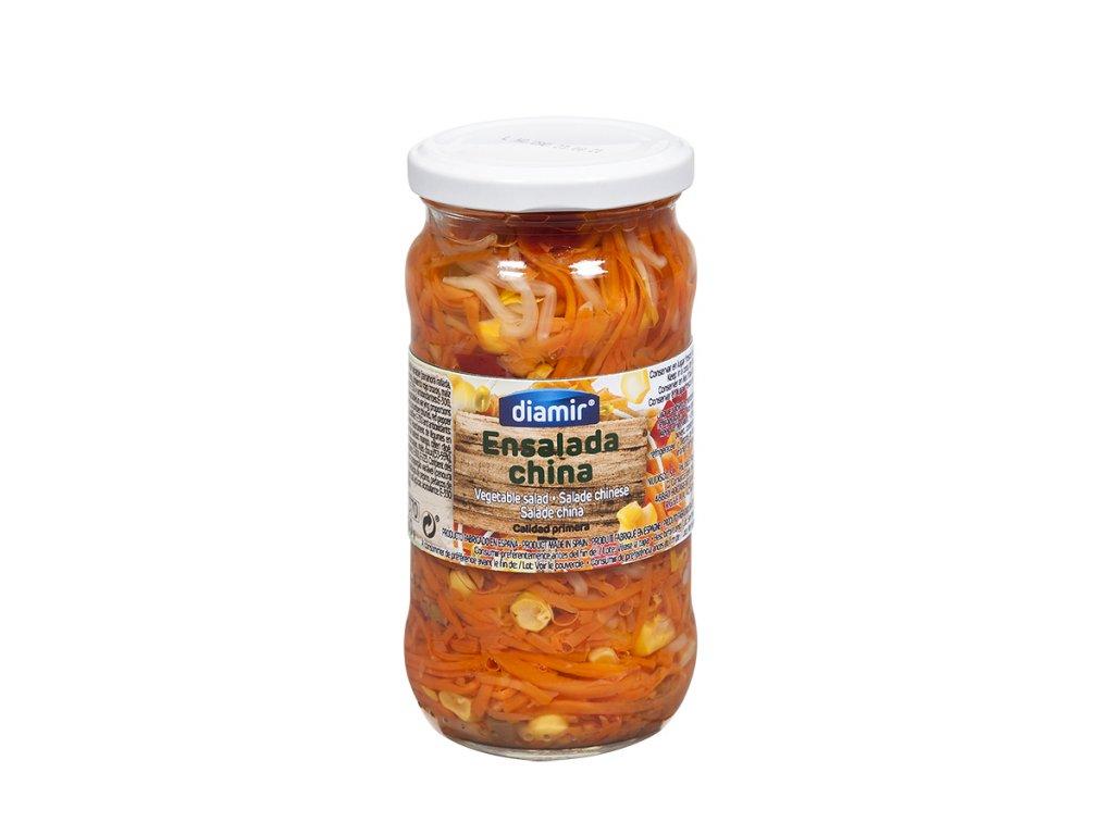 Čínský salát sklenice 180 g