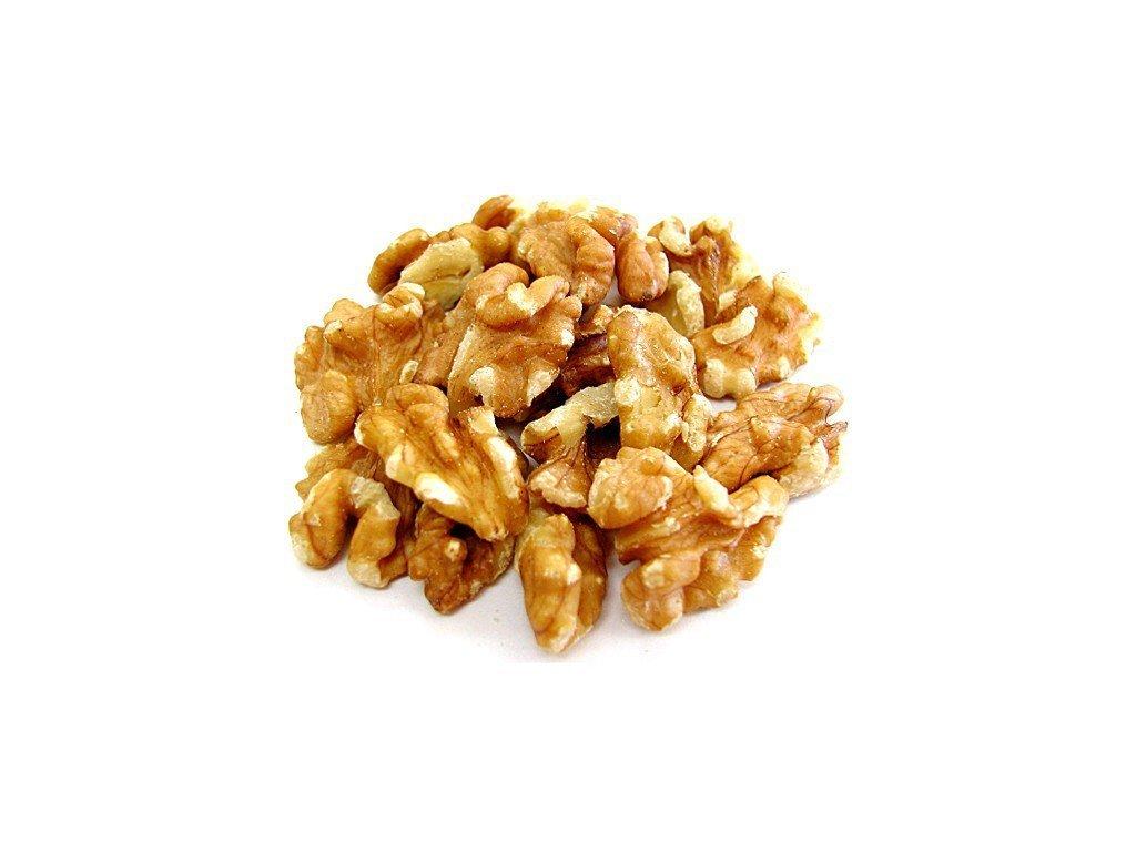 Vlašské ořechy - 80% půlky 5 kg